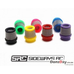 SW-Air Filter 1pc ( Black/Red/Yellow/blue/purple )