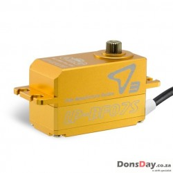OMG  Low Profile Full Metal Brushless Digital Servo Gold