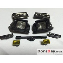 Pandora AE86 Pop Light bucket full set