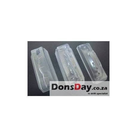 ABC Nissan 180SX Light Cover Set