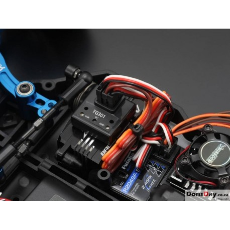 YOKOMO Steering Gyro (set end point)