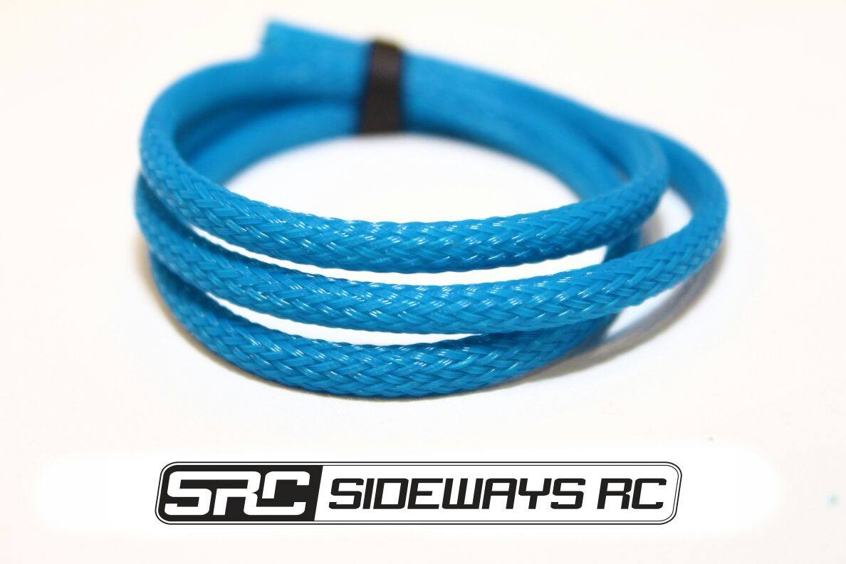 SRC wire sleeve 50cm (White, purple, black, red, yellow, eagle blue ...