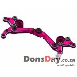 3Racing Sakura D4 Parts Aluminum Steering System version 2 For AWD