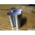 Thick Magnet (Big size) for stealth body mount without screw hole  (18mm x 2mm)