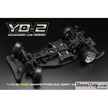Yokomo 1/10 YD-2 RWD Competition Drift Car Kit