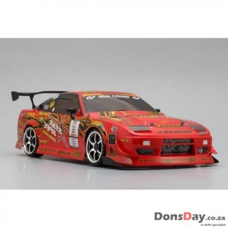 Yokomo Dunlop with Koguchi Power 180SX