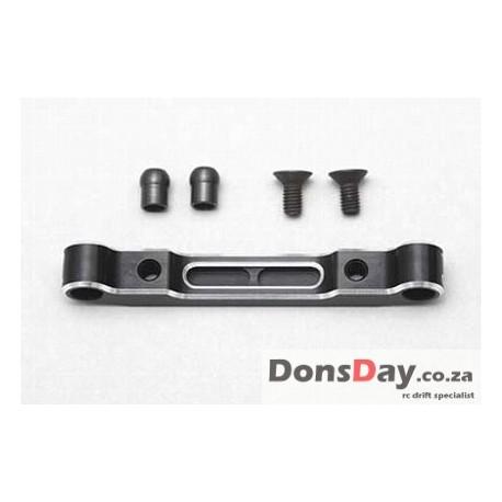 Yokomo Aluminum suspension mount for BD7(46.4mm・Black