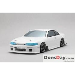 Yokomo 1093 speed S14 Silvia body
