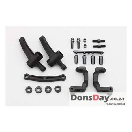 Yokomo High angle steering set for DP
