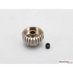 Yokomo Hard coated Alum Pinion Gear DP48 23T