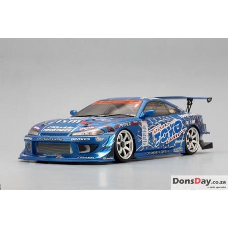 Yokomo Team TOYO with GP Sports S15 Silvia