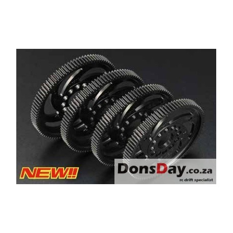 Yokomo gear combo set 80t/28t 7.4 Ratio for YD2 only