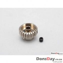 Yokomo Hard coated Alum Pinion Gear DP48 25T