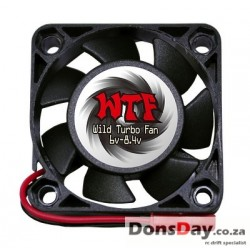 Wild Turbo Fan 30*30*10mm  6v-8.4v