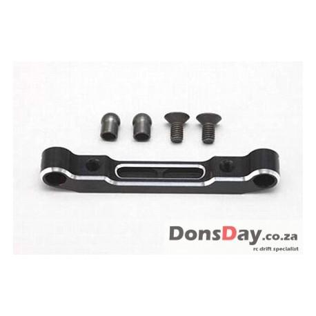 Yokomo Aluminum suspension mount for YD2/YD4/BD7(47.9mm・Black)
