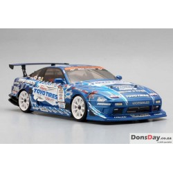Yokomo Team TOYO TIRES DRIFT with GP SPORTS 180SX