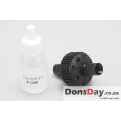 Yokomo Plastic bevel gear differential unit (Pre assembled) for YD-2/YD2+/YD2EX+YD2S