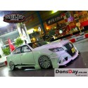 TOYOTA GSR21 CROWN with Black pearl complete