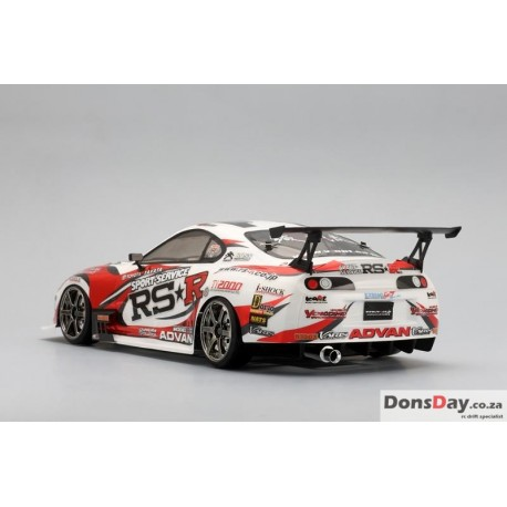 Yokomo Wing Set For RSR Supra