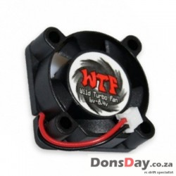 Wild Turbo Fan 25*25*10mm  6v-8.4v