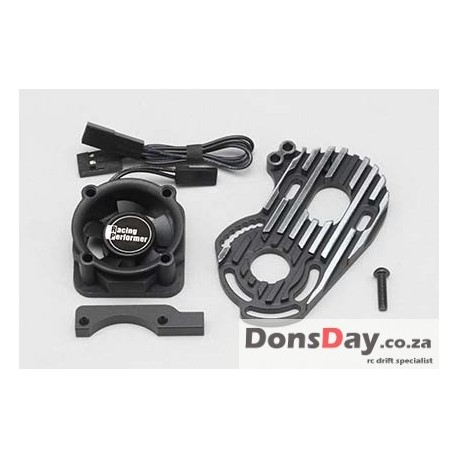 Yokomo Chamf.Motor Mount w/Fan for DP-YD2S