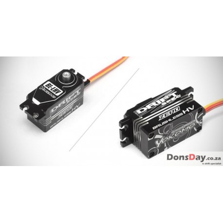 Yokomo BL-LHD ZERO Brushless Steering Servo for Drift (Low Profile Size)