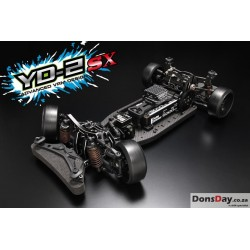 Yokomo 1/10 YD-2 SX RWD EP Drift Car Chassis Kit