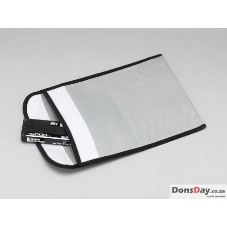 Yokomo LiPo Battery Safety Bag - Large 23 x 29 cm