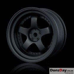 MST Flat black SP1 wheel (+5) (4)
