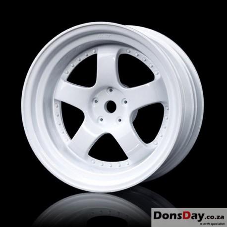 MST White SP1 wheel (+5) (4)