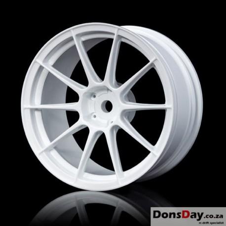 MST White 5H wheel (+5) (4)