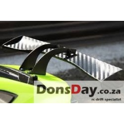 Back mount wing stay BMS (Black)