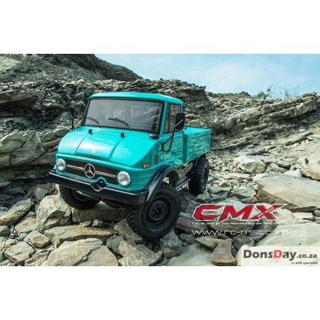 CMX 1/10 4WD EP off-road car kit w/Esc motor 242mm M-Benz Unimong 406