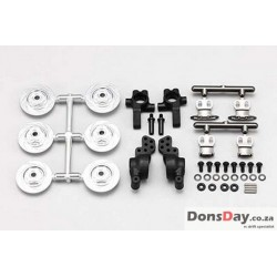 Yokomo YD-2 Series Front Rear Brake Disk Caliper Set