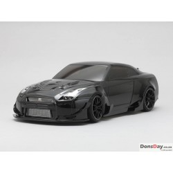 Yokomo Drift Body Nissan Skyline R35 - GReddy (Graphic / Decal Less)