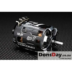 Yokomo DRIFT PERFORMANCE DX1T series Blushless motor (10.5T)