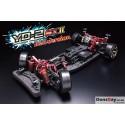 Yokomo 1/10 YD-2 SX2 Limited Red Edition RWD EP Drift Car Chassis Kit