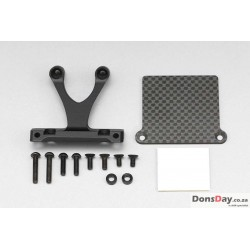 Yokomo Rear ESC Mount set for YD-2
