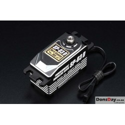 SP-03D Programable Brushless Steering Servo for DRIFT