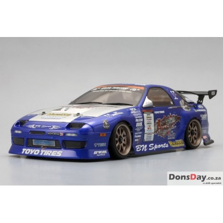 Yokomo Apex D1 Project FD3S