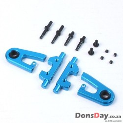 Yeah Racing aluminum front upper arm for Tamiya TT-01/TT-01E (adjustable)