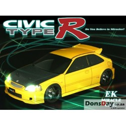 ABC Honda Civic Type R EK9 190mm
