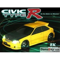 ABC Honda Civic Type R EK9 190mm