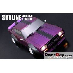 ABC Nissan Skyline 2000GT-R KPGC 200mm
