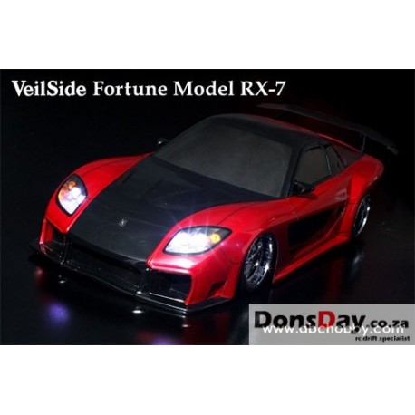 ABC Veilside Fortune Model RX-7 195mm