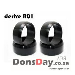 RC Art Derive R01A ABS (4pc)