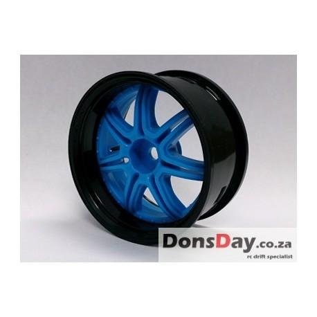 Super RIM Black and Blue Marguerite 2pcs set