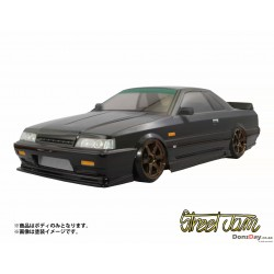 Street Jam 7th SKYLINE GTS-R (R31HOUSE MODEL5 AERO) BODY SET