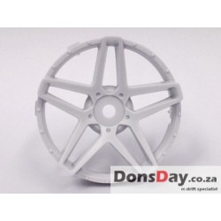"Super RIM"" DISC ""Southern Cross"" Heavy WHITE 2pcs"