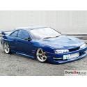 D-Like Nissan Silvia S14 Kouki Ver 2 1/10 200mm RC Drift Clear Body Set